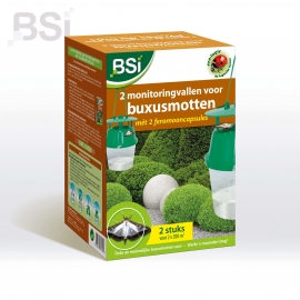 buxusval groot 2 stuks met feromonen