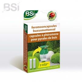 Buxusval feromooncapsules