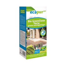 Bio Green Clean 900 ml, 500 m2 reinigingsmiddel tegen alg en mos