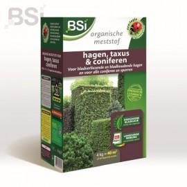 Meststof Bio Hagen, Taxus & Coniferen - 4 kg